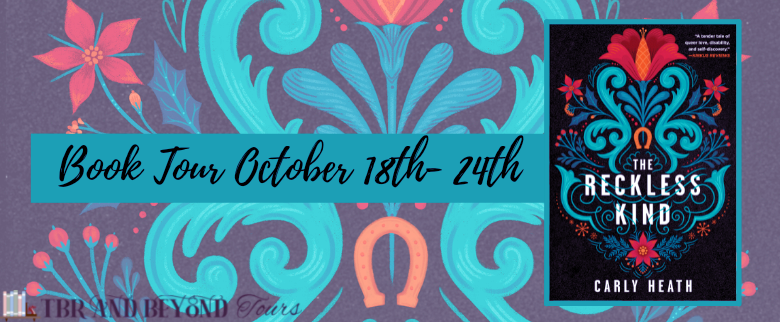 Blog Tour: The Reckless Kind by Carly Heath (Interview + Aesthetic Board!)