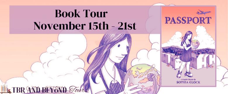 Blog Tour: Passport by Sophia Glock (Interview + Aesthetic Board!)